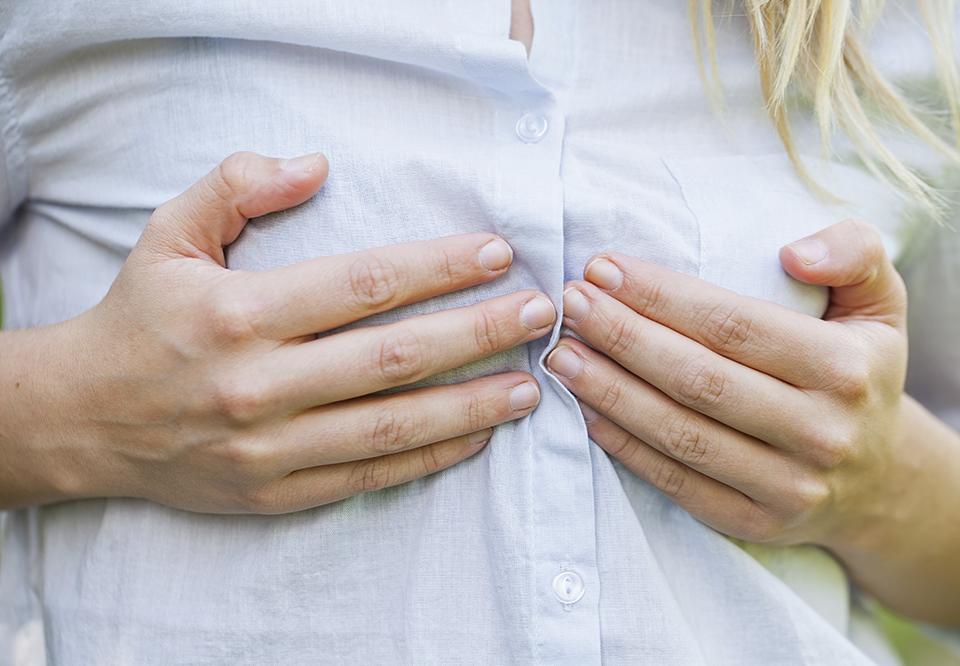 ømme bryster gravid kvinder med brystkræft 3