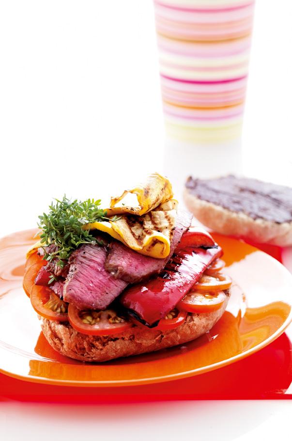 Græsk havfrue-burger | Iform.dk