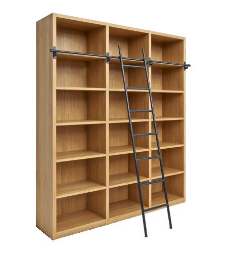 28 bokhyller i alle st rrelser og fasonger bo for Ikea echelle
