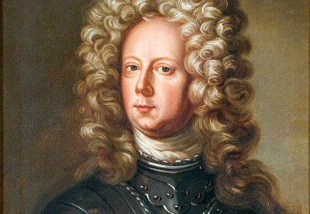 Carl Gustaf Rehnskiöld.