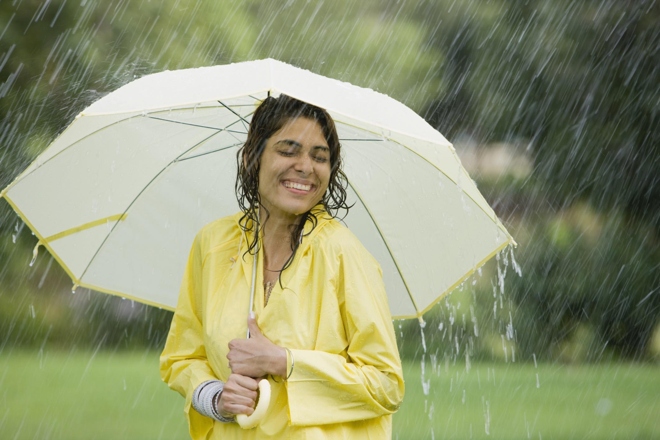 Her er det lækreste regntøj | Woman.dk
