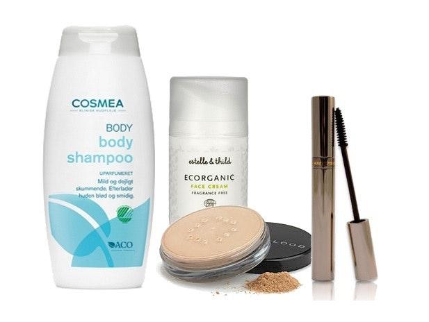 makeup uden hormonforstyrrende stoffer