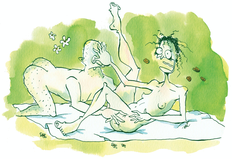 sex i sønderjylland affære med kollega