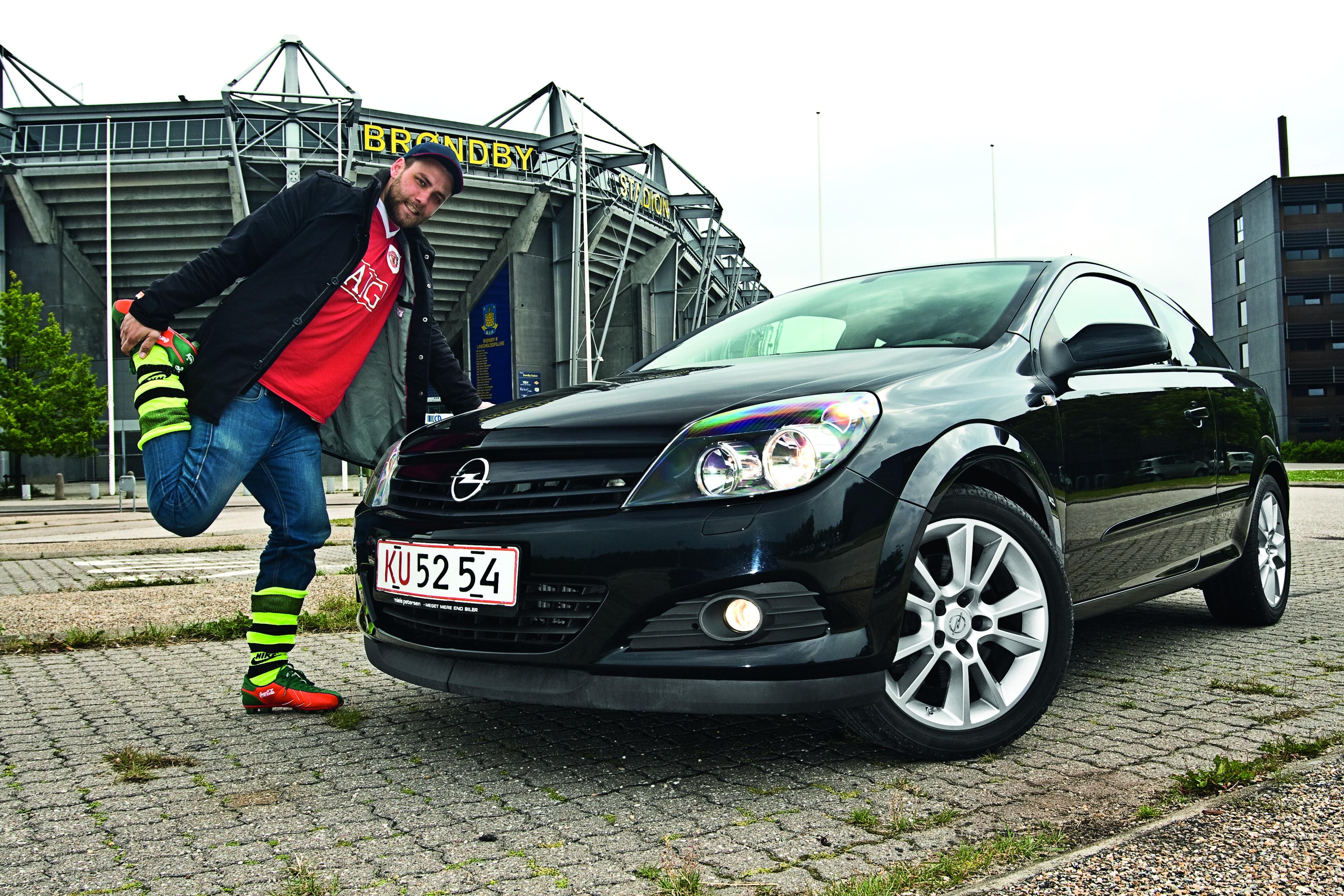 Opel Astra 2,0 GTC Turbo (brugt) | Bilmagasinet.dk