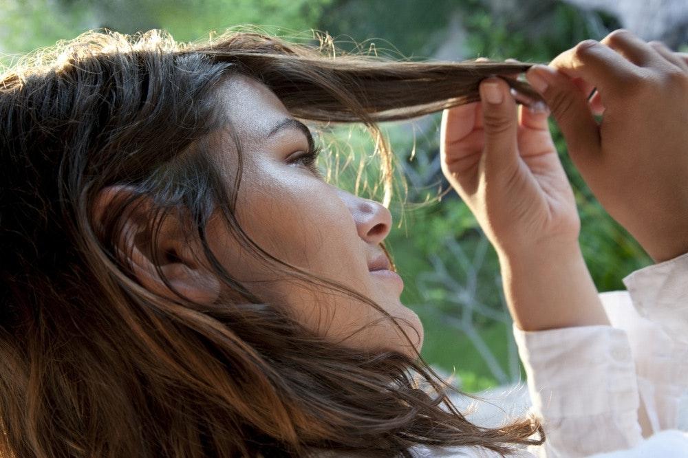 overgangsalder og hårtab