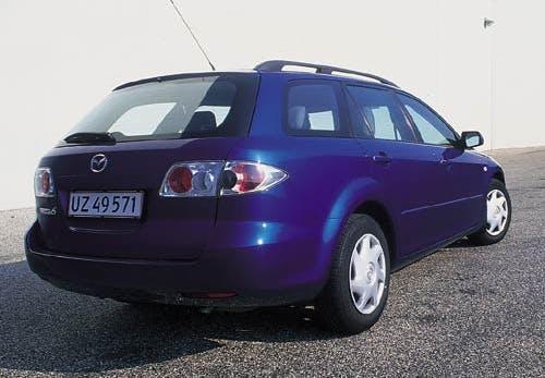 Mazda 6 2,0 Touring St. Car | Bilmagasinet.dk