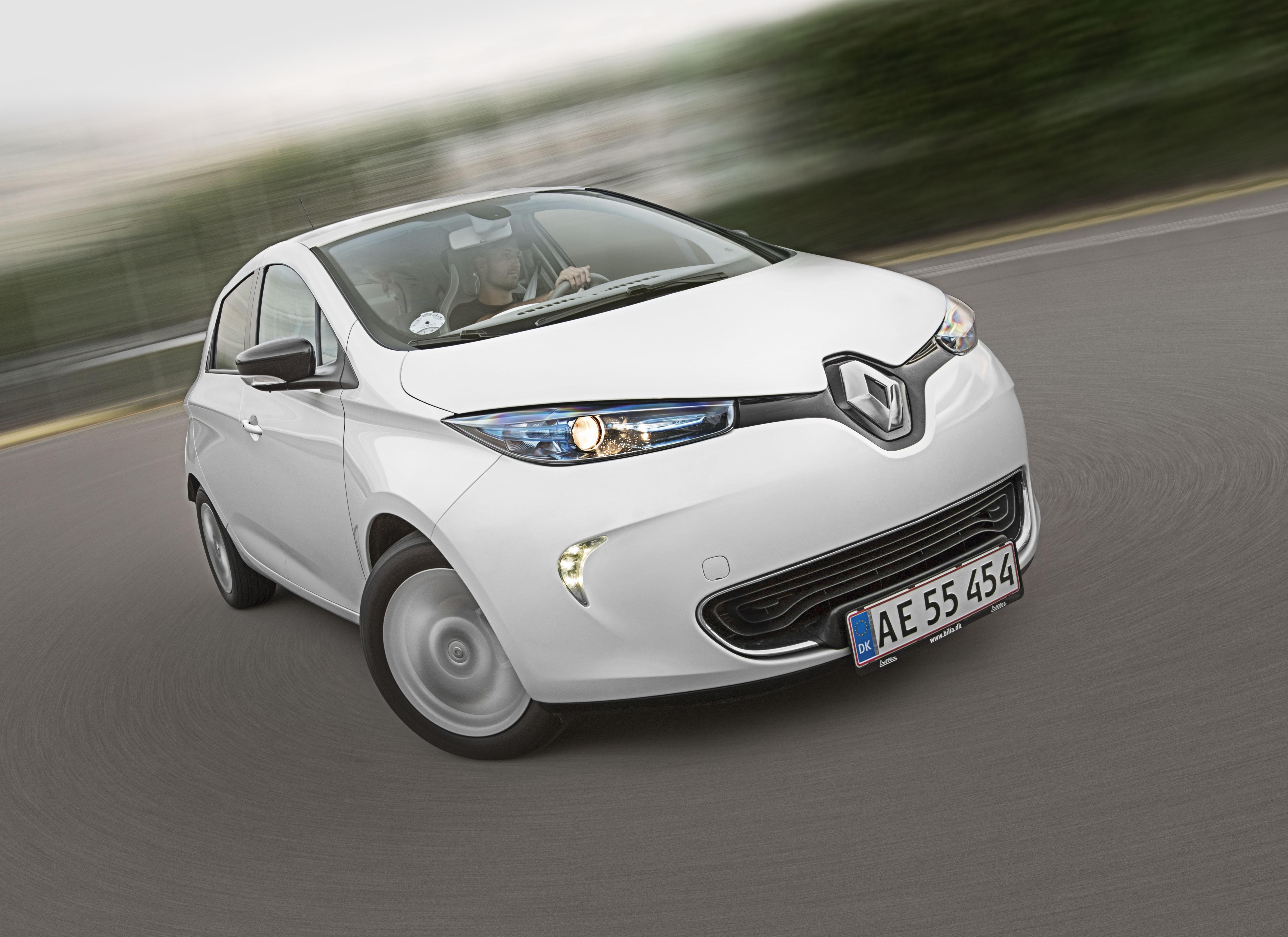 Leasingaftale: 2.500 kr. om måneden for en elbil fra Renault | Bilmagasinet.dk
