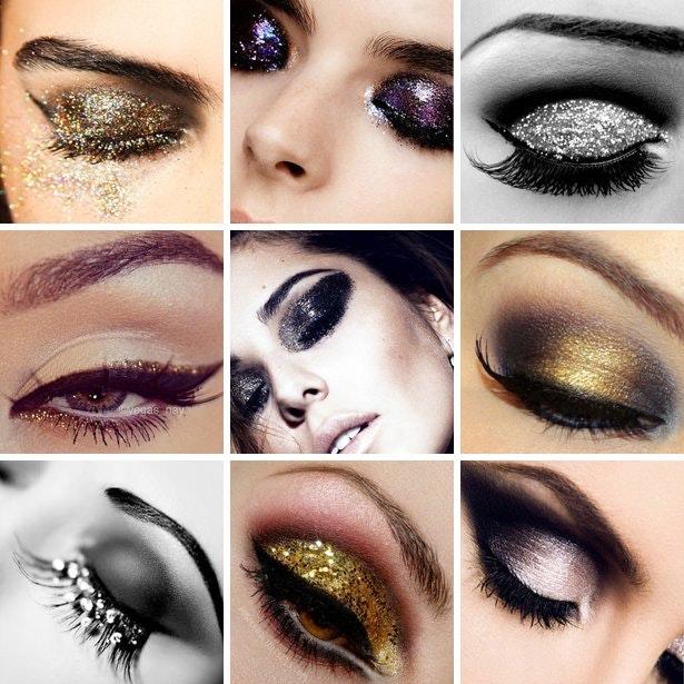 glimmer øjne