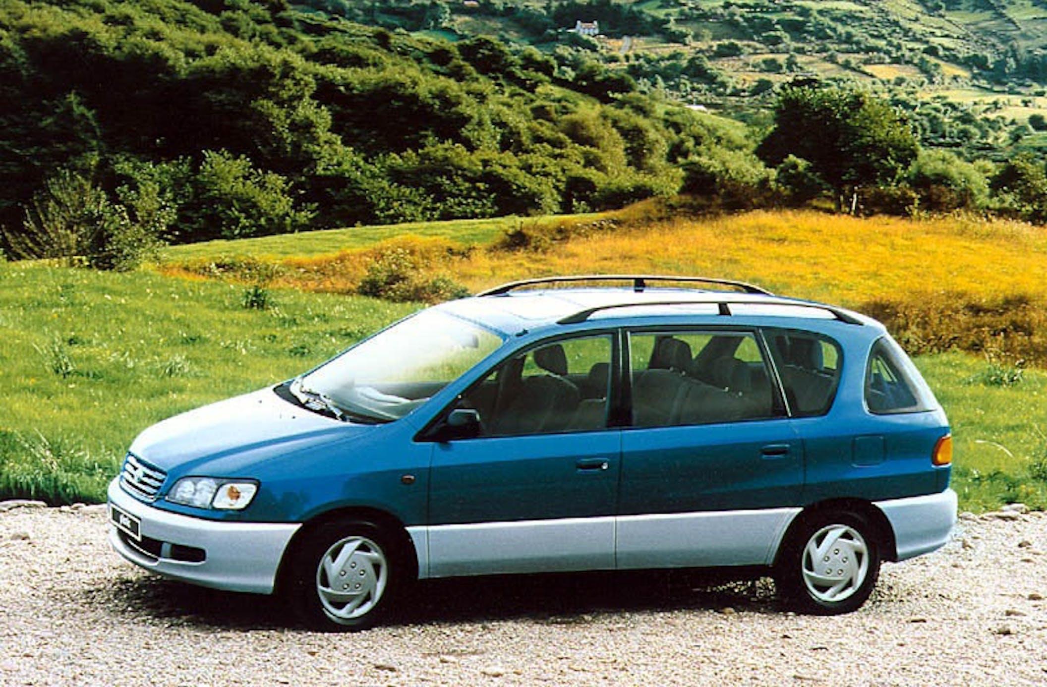 NOT - Toyota Picnic