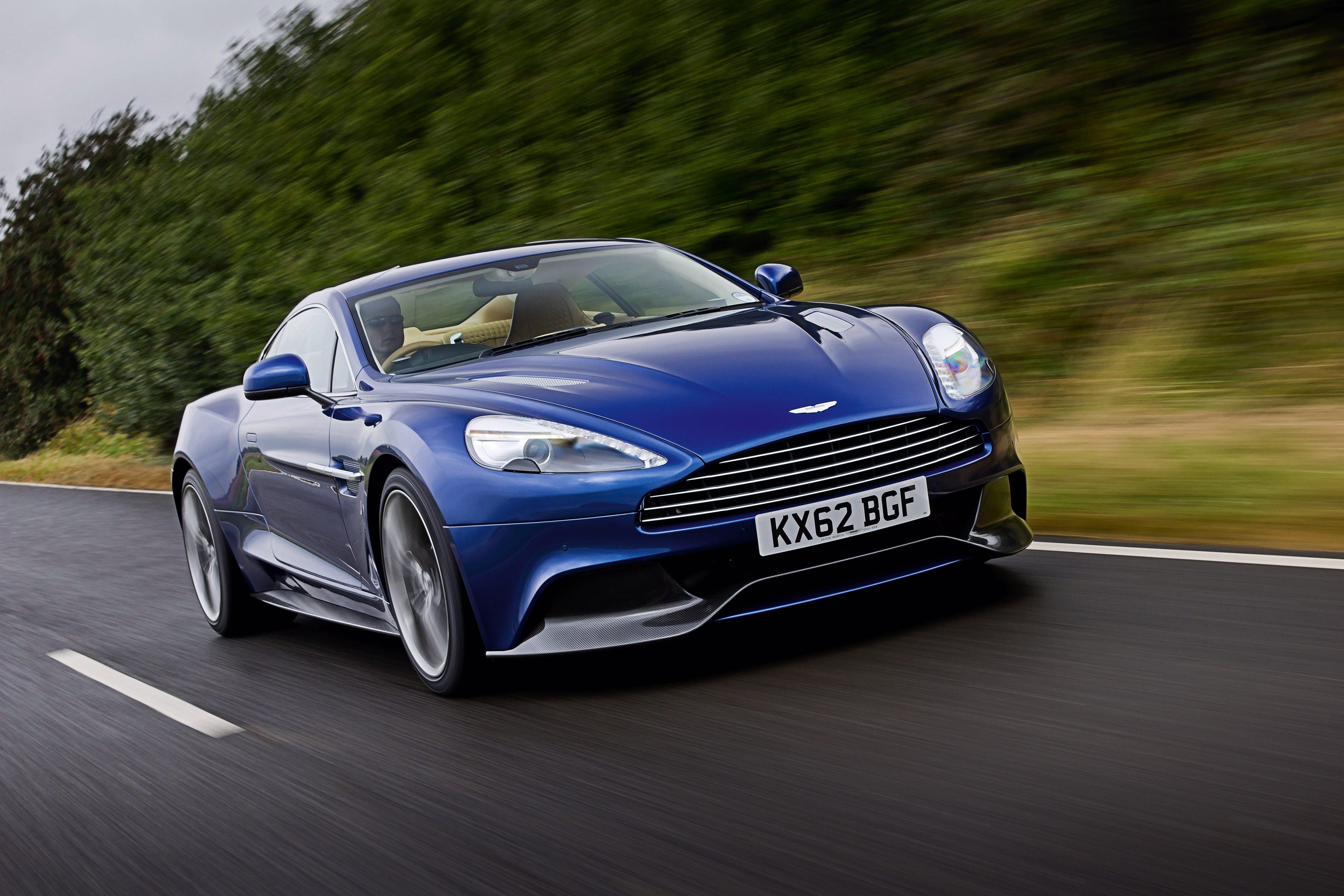 Så meget koster det at leje en Aston Martin   Bilmagasinet.dk