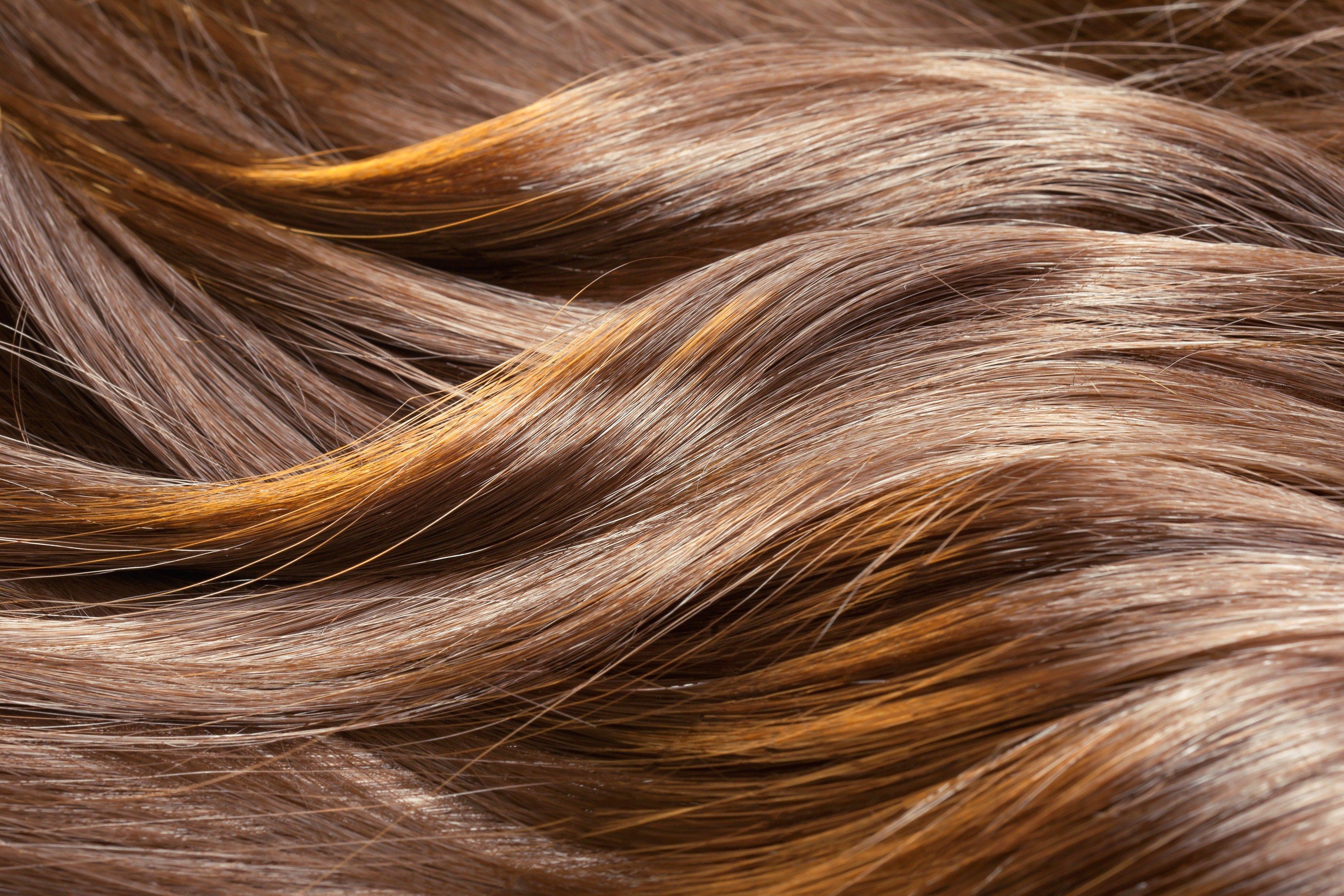 Stor håret teen