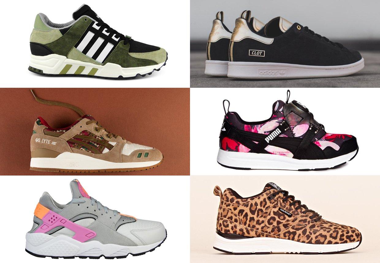 30 cool sneakers | Costume.dk