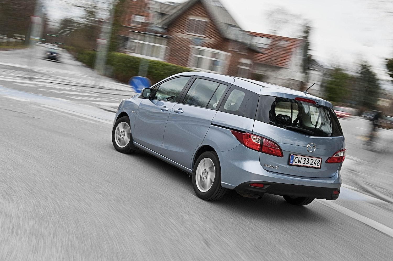 Mazda 5 1,8 | Bilmagasinet.dk