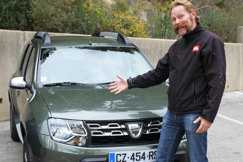 Dacia Duster er ikke så tosset | Bilmagasinet.dk