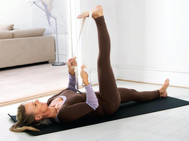 yoga øvelser for vond rygg