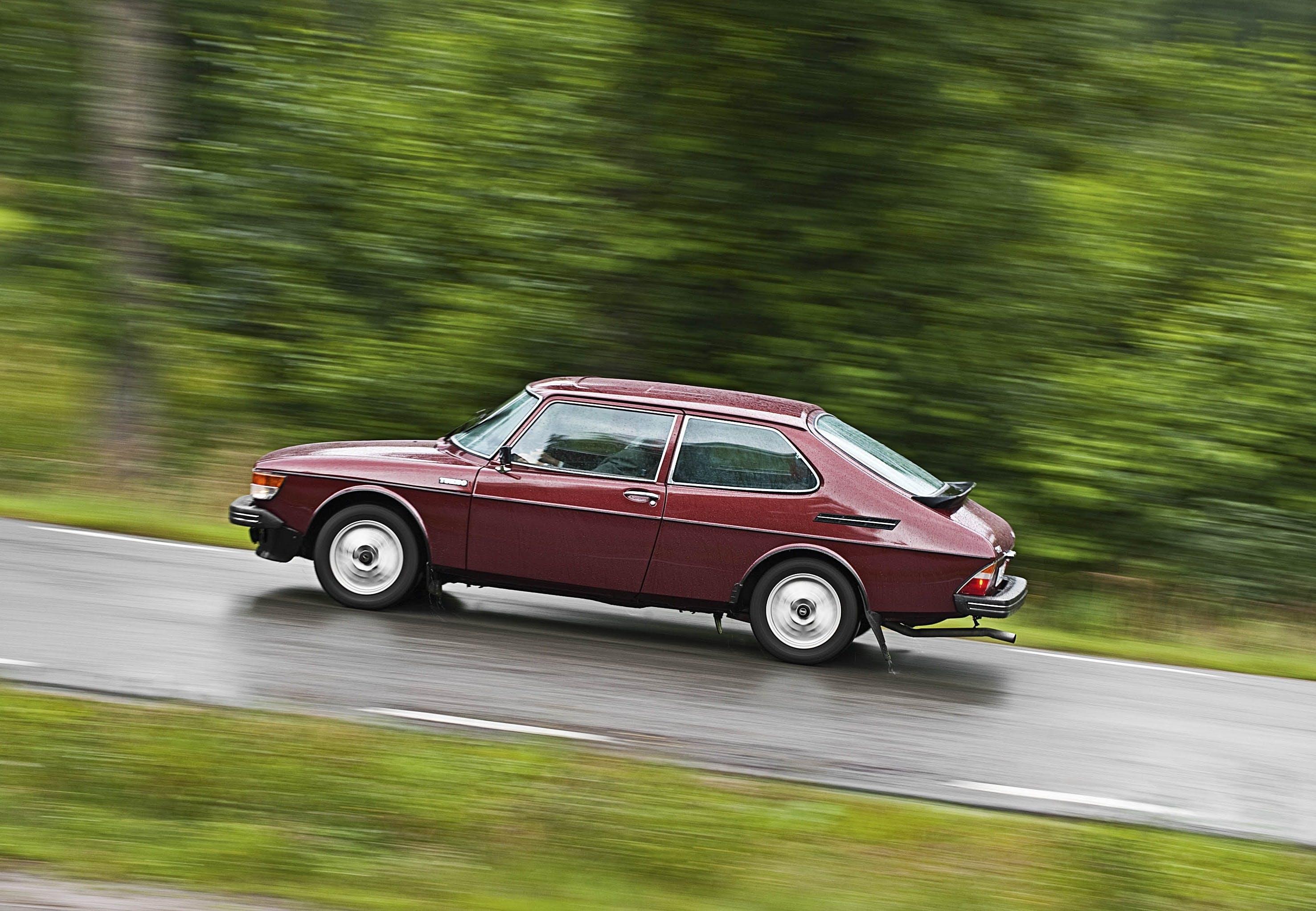 Saab 99 turbo for Garage ford bruges