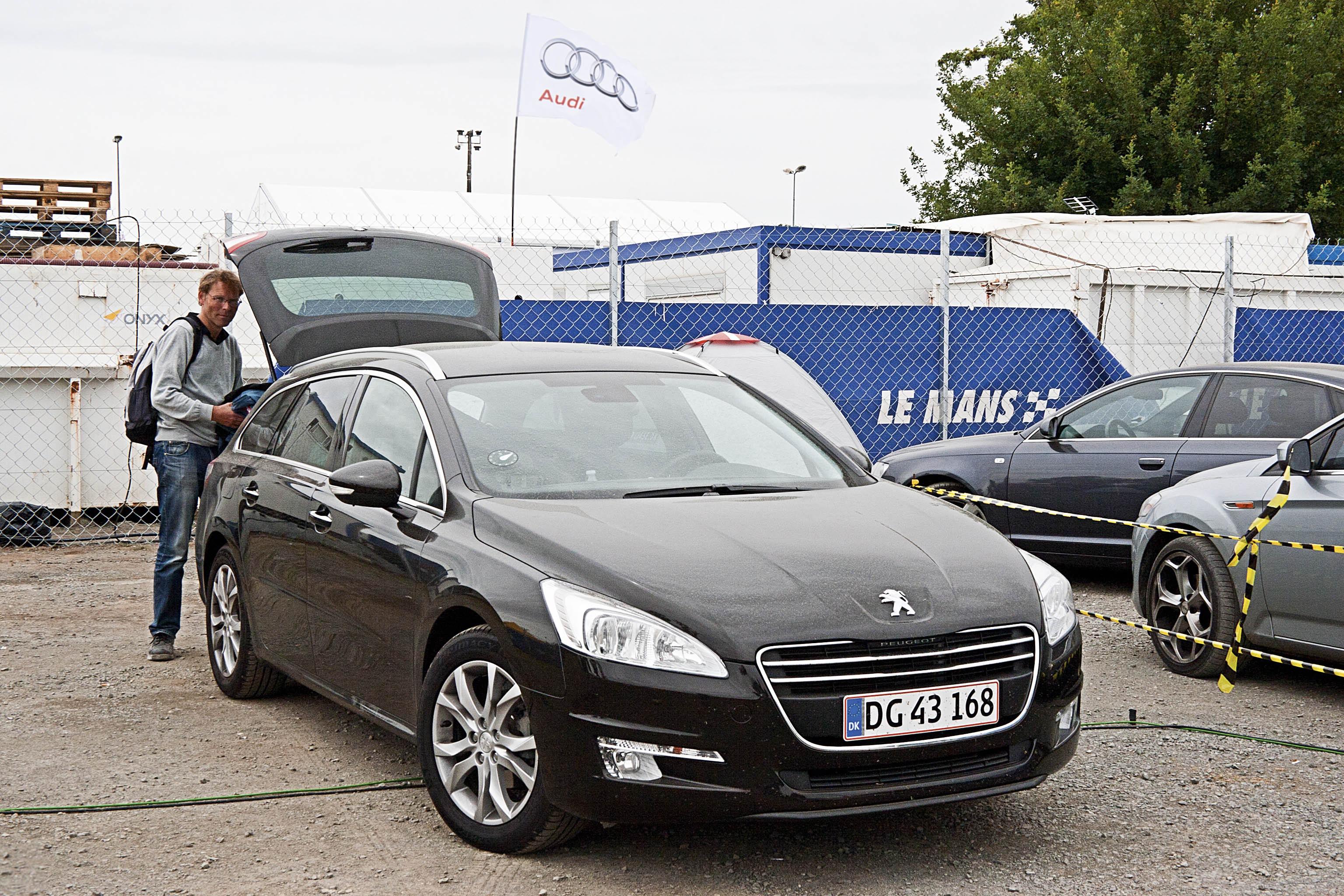 Peugeot 508 2 0 hdi sw allu for Garage peugeot le mans