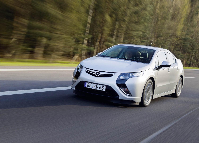 Opel Ampera | Bilmagasinet.dk