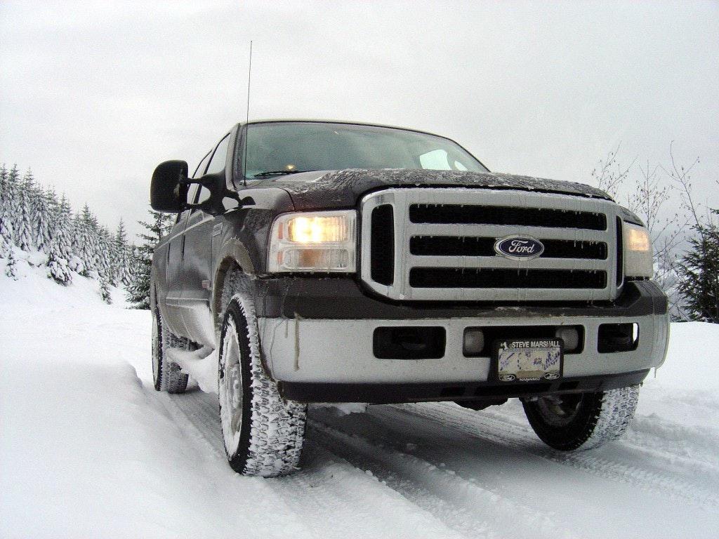 bildæk vinter