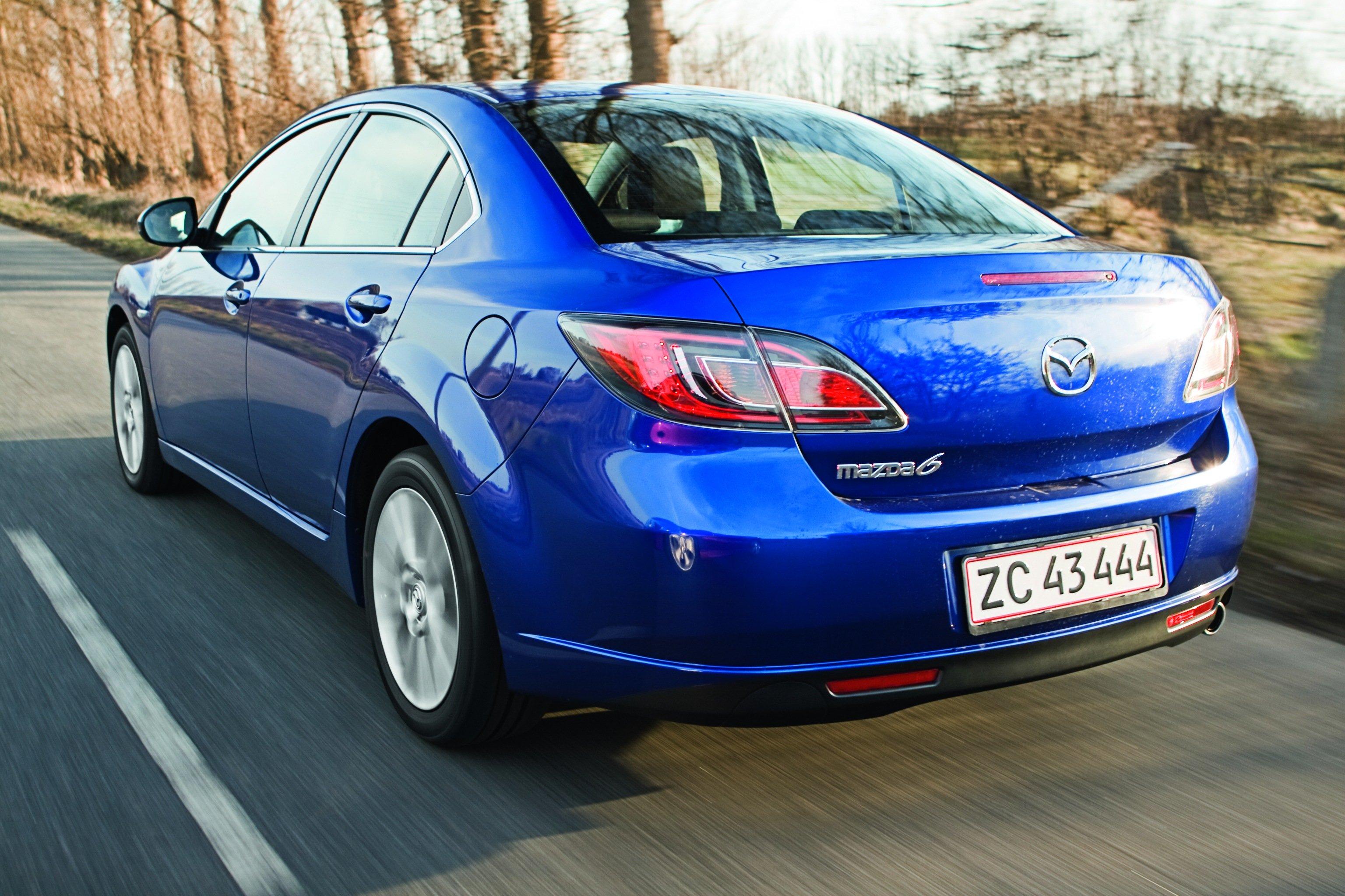 Mazda nøjes med 1 procent | Bilmagasinet.dk