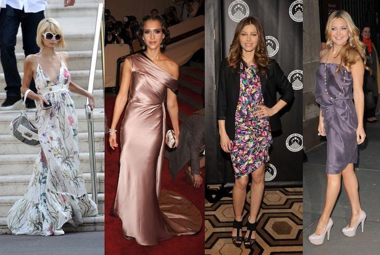 792b4b5e57e Sommer er lig med fest og farver - og fantastiske kjoler!Vi giver dig  inspiration