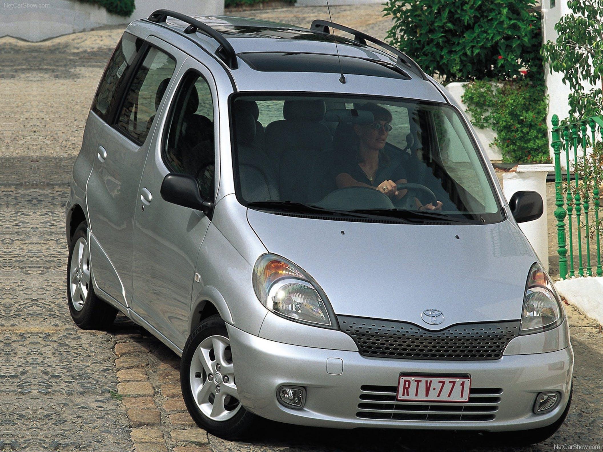 NOT - Toyota Yaris Verso