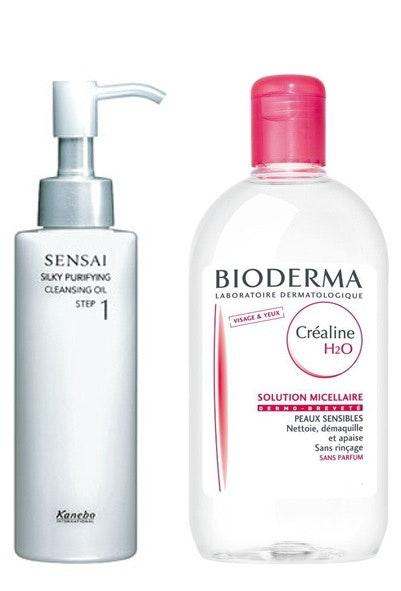 renseprodukter til fedtet hud