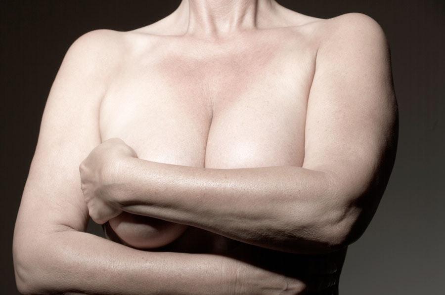 Ømme bryst mensen