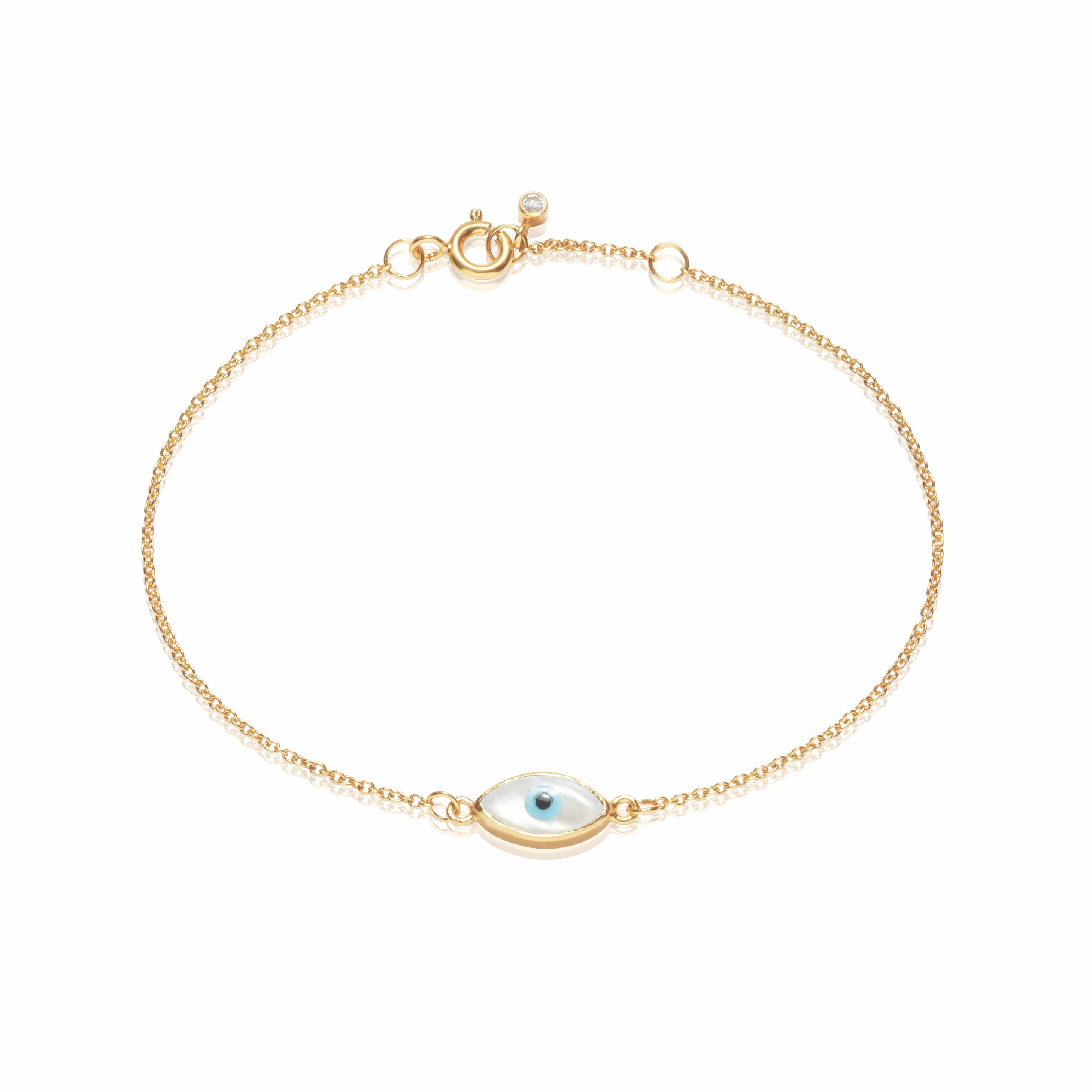 rosa guld halskæde
