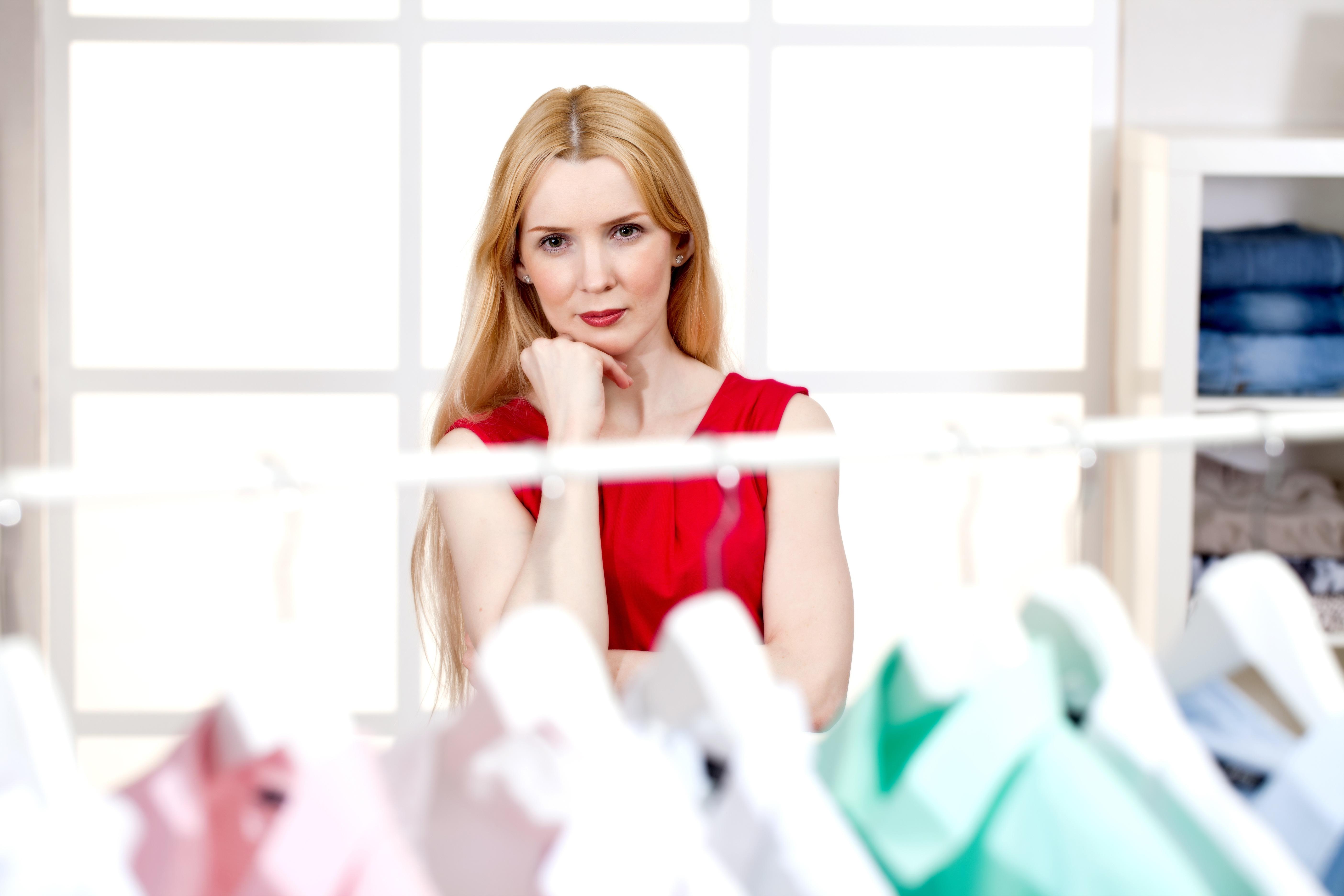 mode sadan spotter du kvalitetstoj og sko