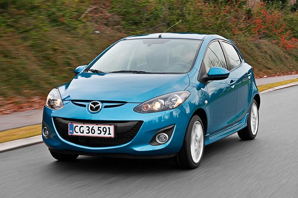 Mazda 2 1,5 Sport | Bilmagasinet.dk