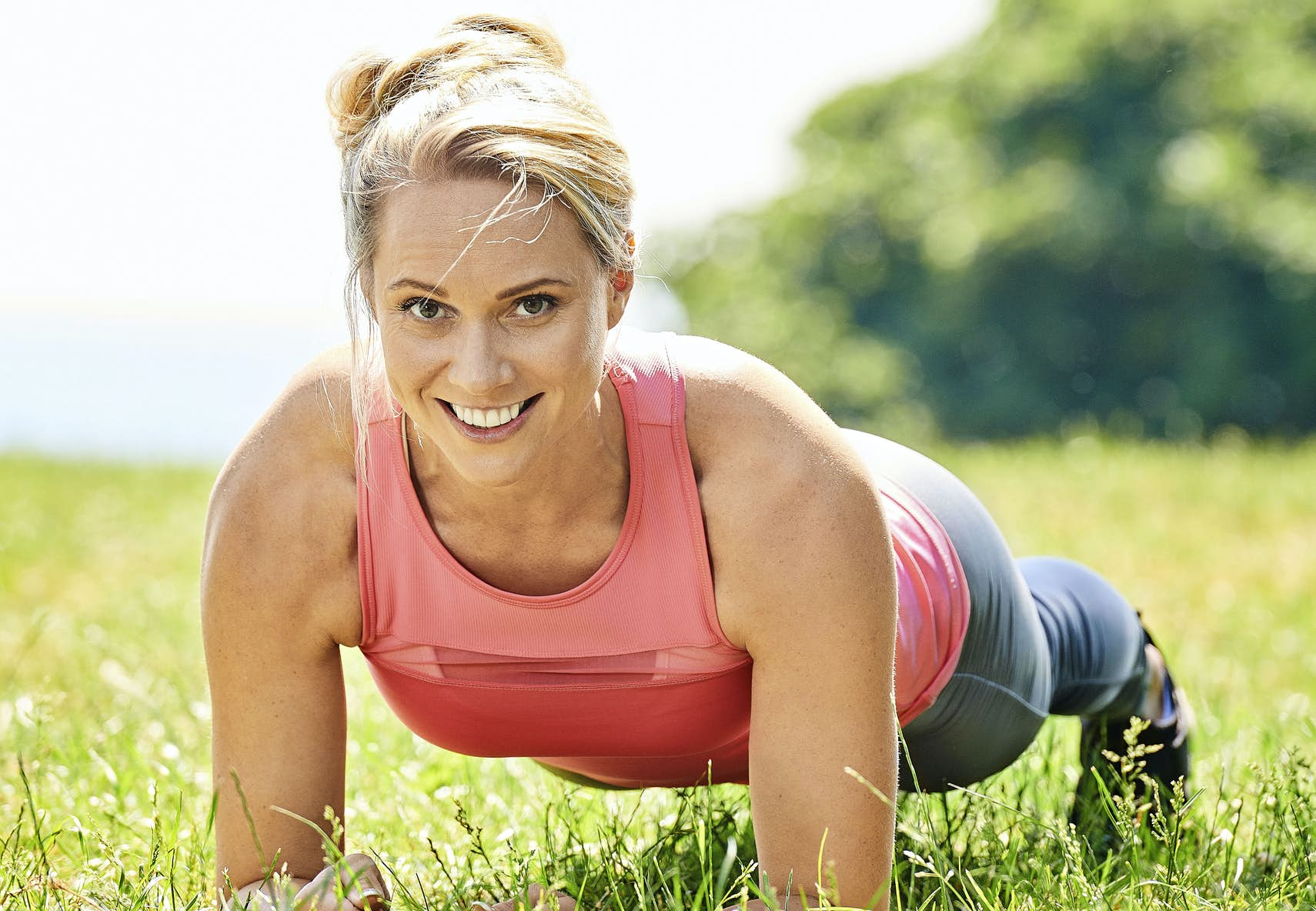 7 minuters träning kalorier