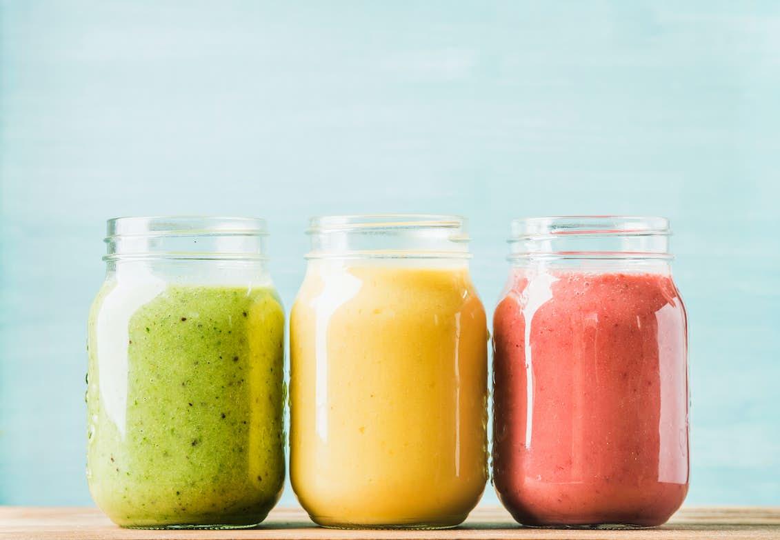 vilken juice är nyttigast
