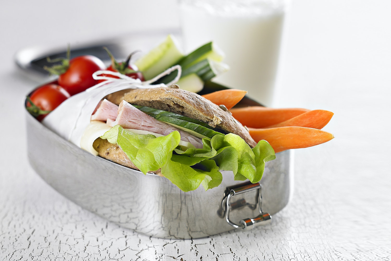 tips på nyttig lunch