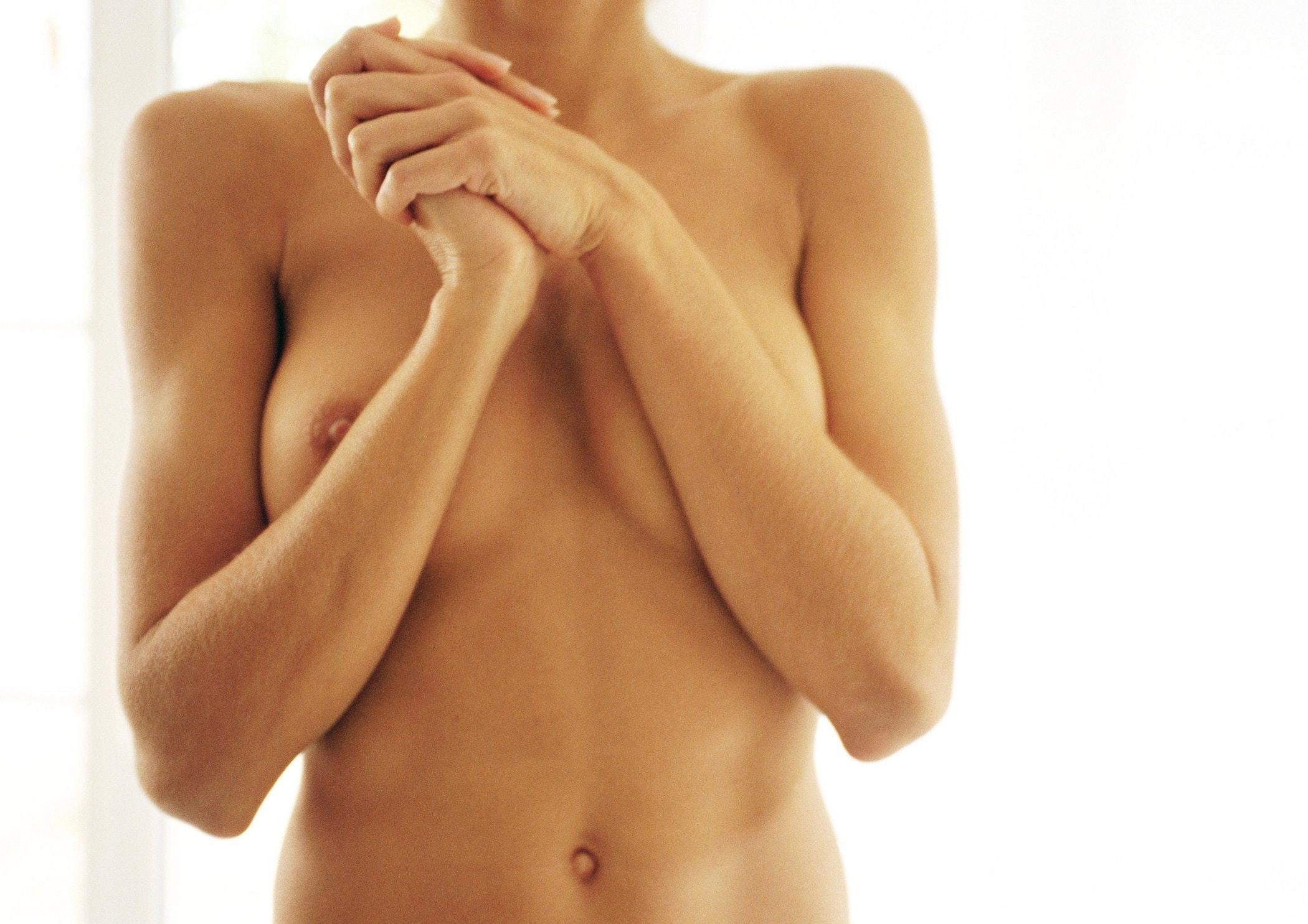 få mindre bröst
