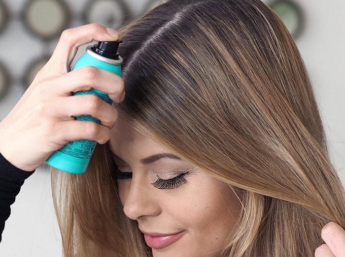 spray til grå hår
