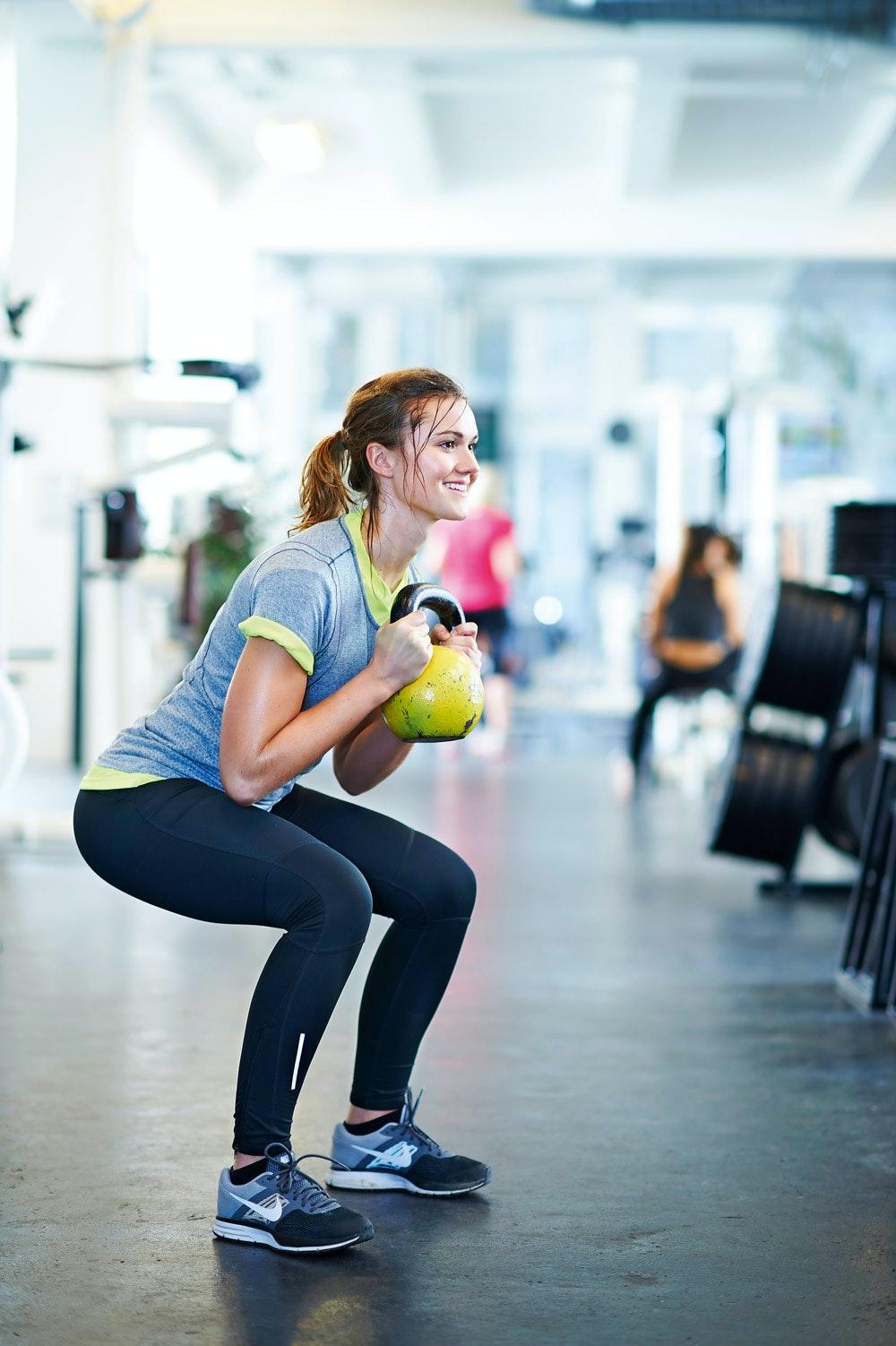 løb styrketræning