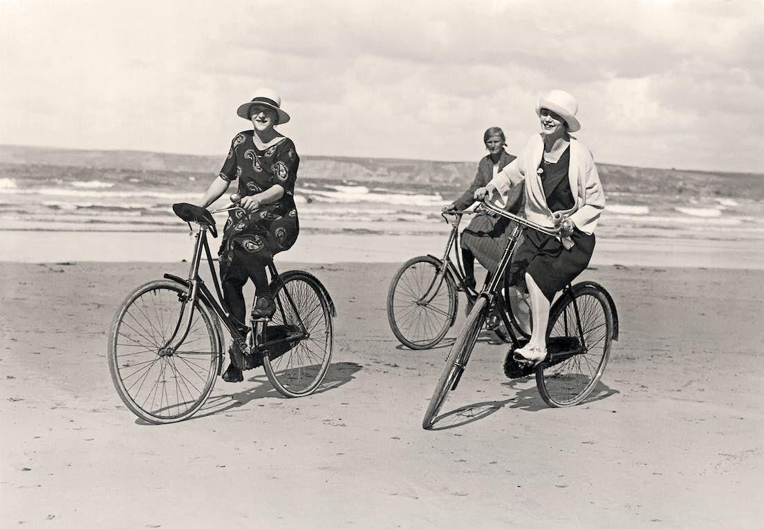 Højmoderne Cykelns historia: Frihet på två hjul   Popularhistoria.se MI-45
