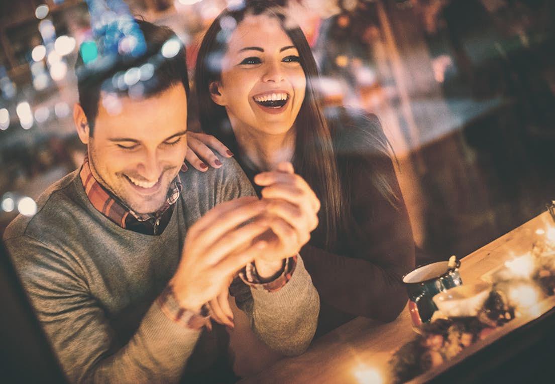 skriver en første email til online dating