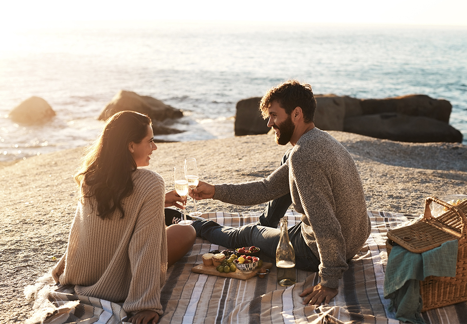 dating steder strand