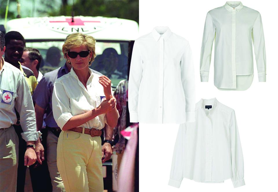 Hvit Skjorte Slik styler du den hvite skjorten