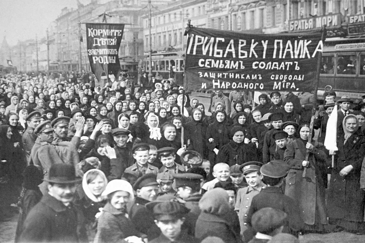 Datumet För Den Ryska Revolutionen
