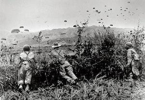 Dien bien phu franska fallskarmssoldater 1953 operation castor ytd76x8uxcw jnbgfcrloq