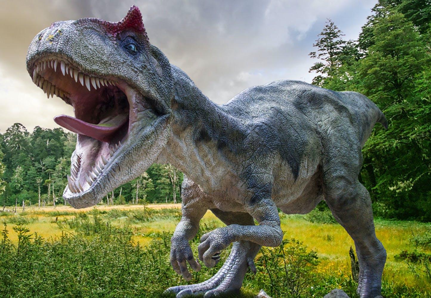 Dating metoder för dinosaurier
