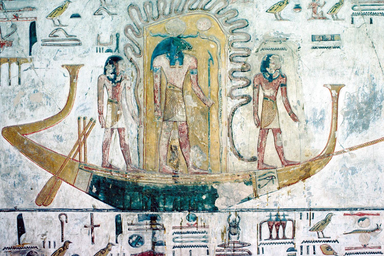 egyptisk gud for fødsel