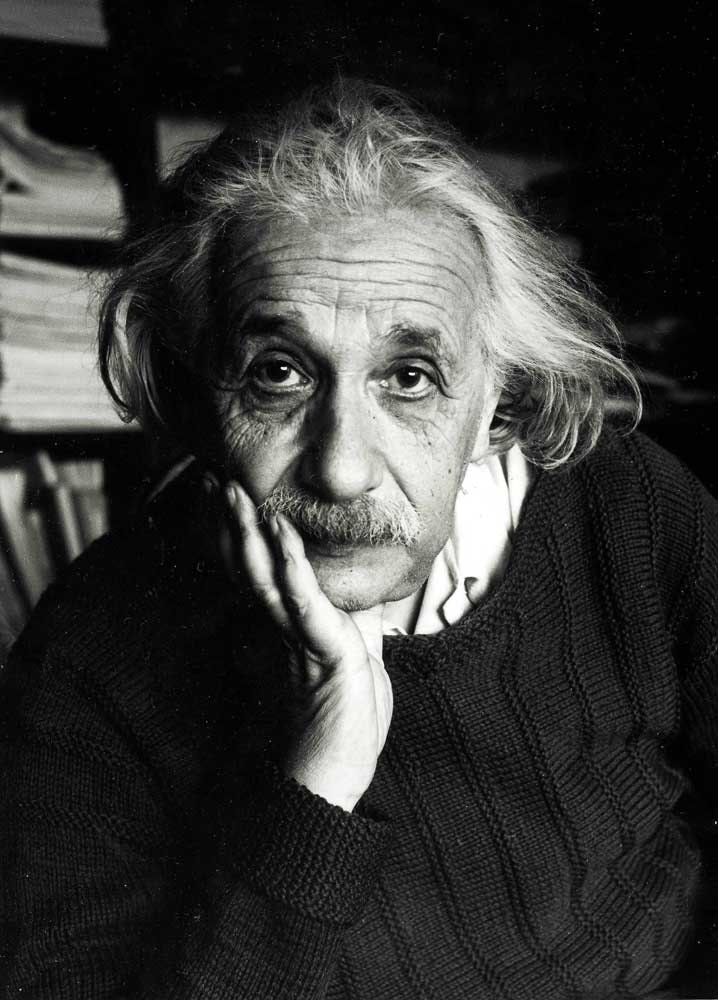 Citaten Albert Einstein Belajar : Einstein geniale citaten over het leven historianet