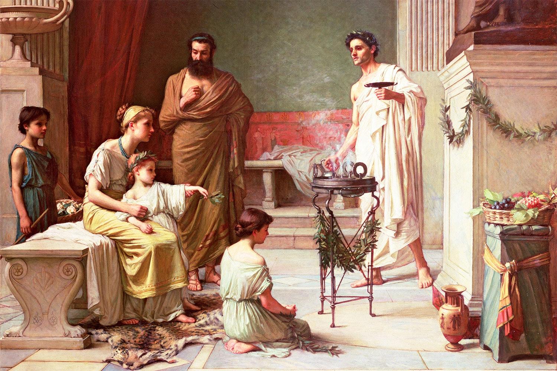 antikens rom kvinnor