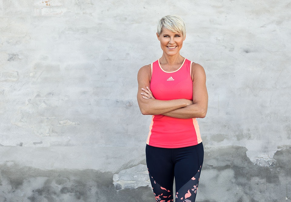 kvinders vægt i overgangsalderen