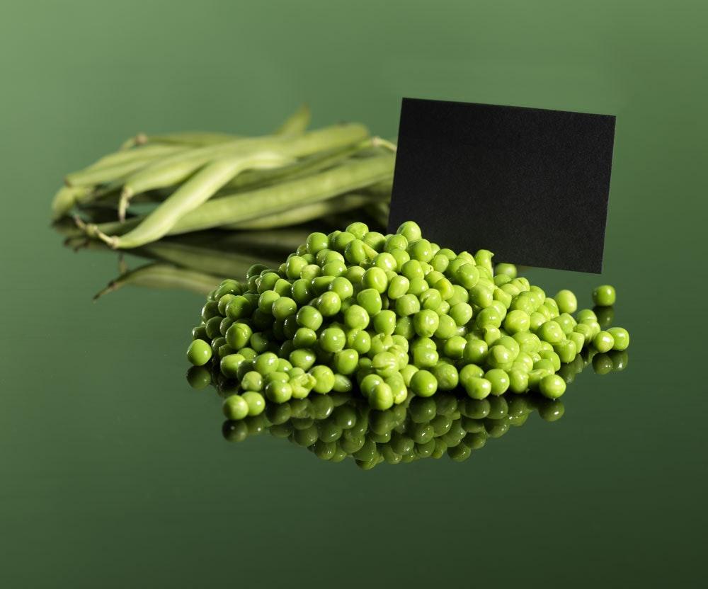 grønne bønner protein