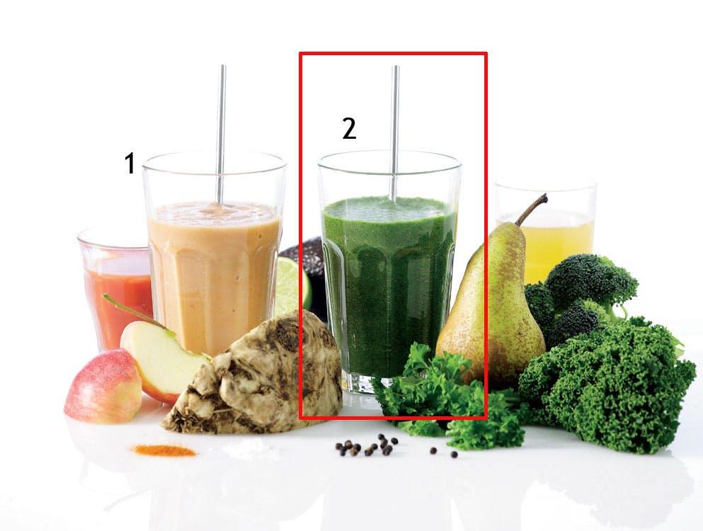 sunn mat ned i vekt Grønne kaffefakta